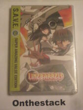 Linebarrels of Iron The Complete Series DVD Set (5-Disc S.A.V.E. Edition)Sealed!