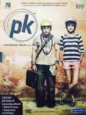 PK DVD - 2014 Hindi Movie DVD Special Edition ALL REGION SUBTITLES Aamir Khan