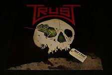 Trust Man's Trap LP Record Album 1984 Holland Import + Inner Sleeve VG++/VG++