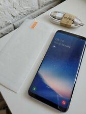 Samsung Galaxy S8 SM-G950 5.8 in 64GB 4 GB di RAM (Sbloccato) Midnight Nero