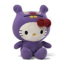 "NWT (Limited Edition) Hello Kitty Ugly Doll Trunko 7"" Plush Toy"