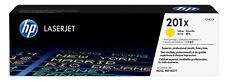 HP Laser Toner Cartridge - 201X - CF420 - Yellow - 2300 Page Yield