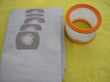 12 Vlies Staubsaugerbeutel geeignet für alle Wap Alto Turbo XL Modelle
