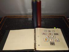 Bund 1976 - 1998, 3 SAFE Vordruckalben mit ** Marken