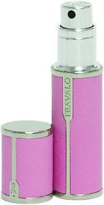 Travalo Milano HD – New Model Refillable Perfume Atomiser Spray, 5ml – Pink