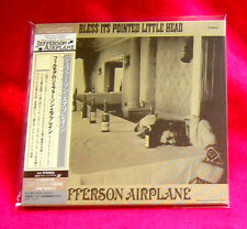 Jefferson Airplane Bless It's Pointed Little Head MINI LP CD JAPAN BVCM-37629