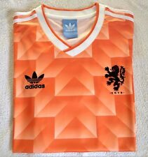 1988 Netherlands Holland retro football shirt jersey kit - L