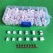 450pcs PH 2.0mm 2 3 4 pin Connector plug Male, Female, Crimps DIP in a Box