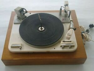 Garrard Type A Laboratory Series Record Player Turntable AS IS PARTS REPAIR