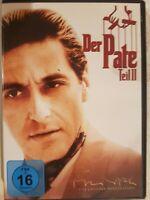 DVD Der Pate Teil II (2) - Al Pacino & Robert Duvall