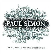 PAUL SIMON - THE COMPLETE ALBUM COLLECTION USED - VERY GOOD CD