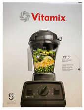 Vitamix E310 Explorian Blender  Color: Black    Brand New Sealed! Fast Shipping!