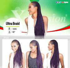 XPRESSION ULTRA BRAID HAIR EXTENSIONS (various colours)