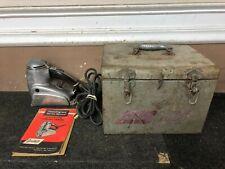Vintage Porter Cable Speedmatic 1000 Corded Sterling Sander MADE IN USA