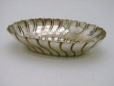 German Sterling Silver Bowl Hallmarked Breslau Poland c1746-1758 Hallmarked