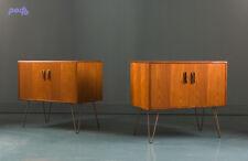 G Plan Mid Century Retro Teak Sideboard TV Record Drinks Cabinet  1970