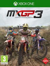 MXGP3 - The Official Motocross Game - XBOX ONE ITA - NUOVO/SIGILLATO [XONE0402]