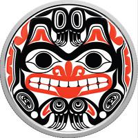 NOW SHIPPING! 2020 $20 Bill Reid Haida Grizzly Bear silver coin Canada Mint