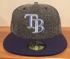 Tampa Bay Devil Rays New Era 59FIFTY Fitted  Hat Cap MLB Size 7 1/4