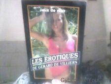 Les erotiques par Gerard de Villiers- Jeux de nuit de Didier. B