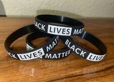 BLM Wrist Band Bracelet Wristband Gummiarmbänder Armband 1PC