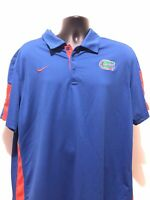 Nike Dri-Fit Florida Gators Men's XL 3 Button Collared Shirt