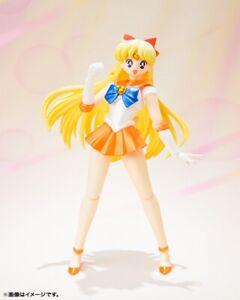 Bandai S.H.Figuarts Sailor Venus Aino Minako Marta Artemis Exposed
