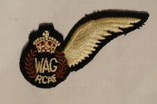 WW2 Canadian RCAF Wireless Air Gunner WAG Half Wing