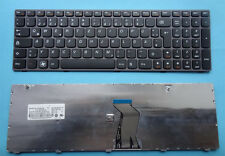 Tastatur IBM Lenovo Ideapad N580 N581 N585 Keyboard QWERTZ DE deutsch