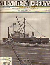 1909 Scientific American May 1 -Recover Sunken Treasure