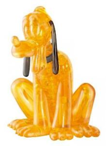 hm0114 3D puzzle Crystal Gallery Disney Pluto from Japan