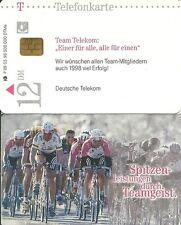 RARE / TELECARTE - TOUR DE FRANCE CYCLISME VELO / EQUIPE DEUTSCHE TELEKOM