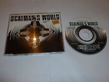 SCATMAN - Scatman's World - 1995 UK 4-track CD single