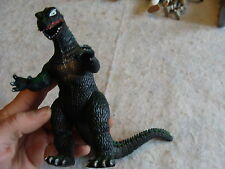 """Monster-6"""" tall Godzilla 1985 Imperial Plastic super clean best ive ever seen"""