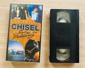 Vintage Cold Chisel Seeing Is Believing VHS PG Rating Yrs 1978 To 1983 FREE POST