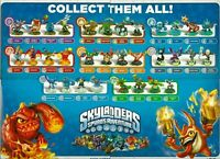 Skylanders Spyro's Adventure Figures Buy 4 get 2 FREE! Free Shipping $6 Minimum