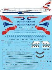 26Decals 1/144 Boeing 767-300ER - British Airways decals