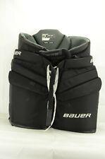 Bauer Pro Goalie Pants Senior Size Large Black (0603-3226)