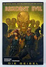 Panini Comics Resident Evil - the Hostage German Z1 Sharpe/Raapack/Capcom/