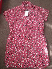 BNWT Ladies Top / shirt (short sleeve) Rasp leopard Size L Marisa&Marie