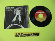 Bonnie Tyler no way to treat a lady / before this night is through 45 Record