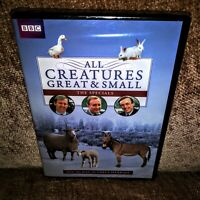 James Heriott: All Creatures Great and Small - The Specials DVD 2003 BBC SEALED!