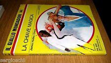 GIALLO MONDADORI # 1441-JAMES HADLEY CHASE-LA CHIAVE MAGICA-1976 +