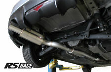 """Greddy RS Race 3"""" Cat-Back Single Exit Exhaust for 13-16 FRS FR-S BRZ ZN6"""