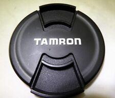 Tamron 72mm Lens Front Cap original modern design