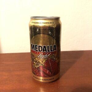 Medalla Christmas 2020 Alexis Diaz Can Open Cup Pencil Holder - Puerto Rico Beer