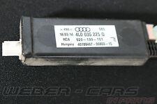 Org audi q7 4l antenas amplificador antena portón trasero arriba 4l0035225q
