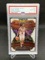 2019 Panini Select White Prizm Coby White /149 PSA 10 Low Pop HOT