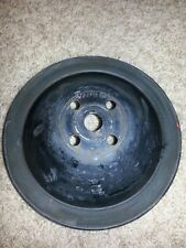 1958 1959 1960 1961 1962 Corvette Water Pump Pulley, Original  #3724816