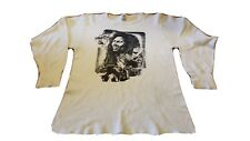 VINTAGE 1980'S HIGH SIERRA BOB MARLEY THERMO SHIRT SIZE LARGE